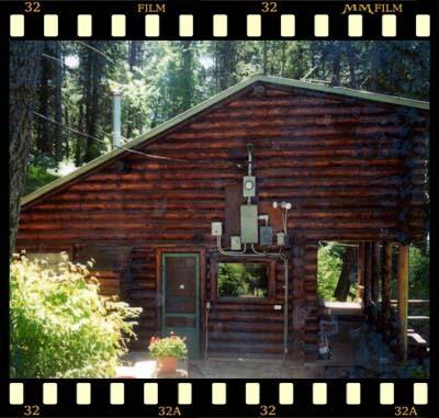 Auffante log home restore 1