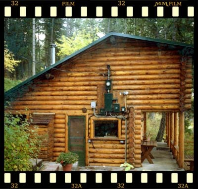 Auffante log home restore 3