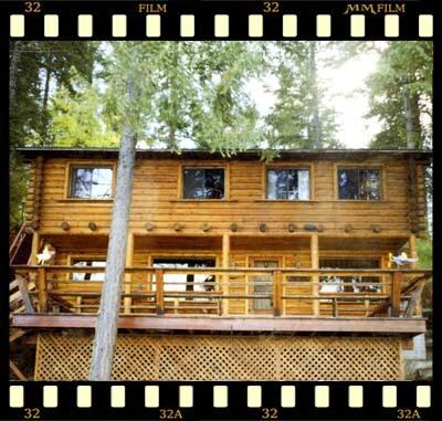 Auffante log home restore 4